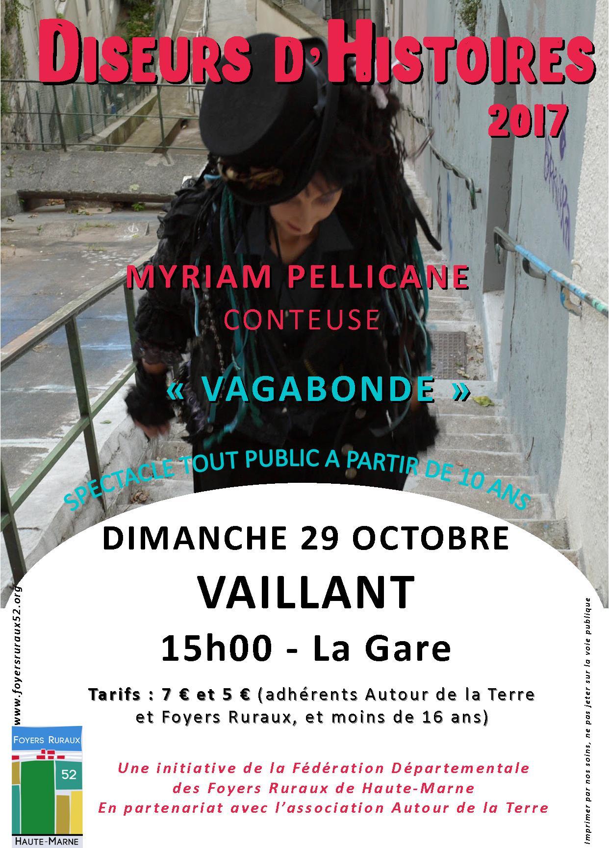 affiche_myriam_pellicane_vaillant_vagabonde