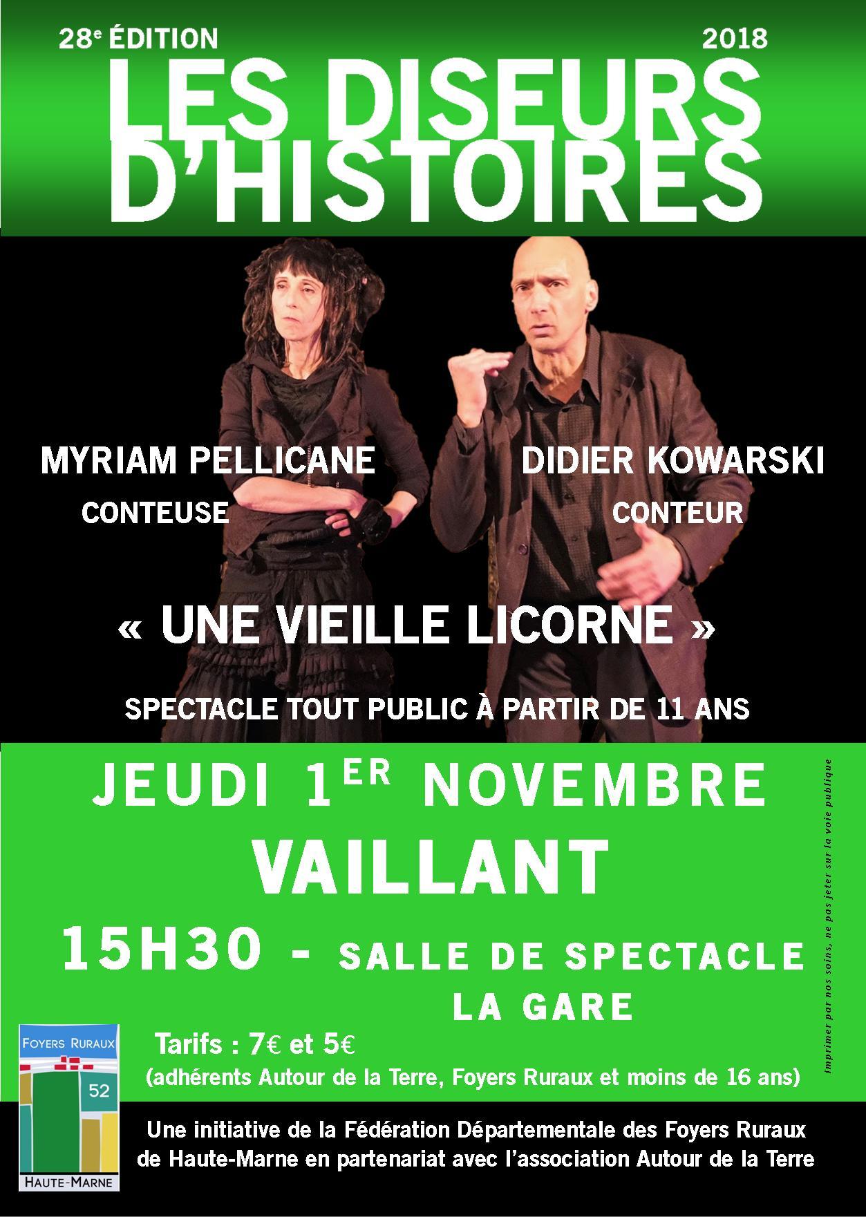 affiche_myriam_pellicane_une_vieille_licorne_vaillant